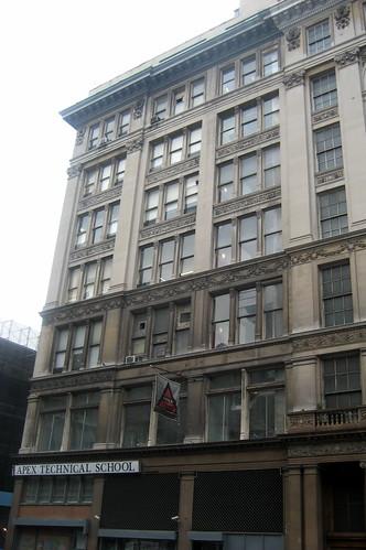 NYC - Simpson Crawford Building | by wallyg