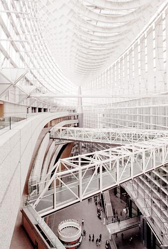 Masterpieces of Japanese architecture, Tokyo International
