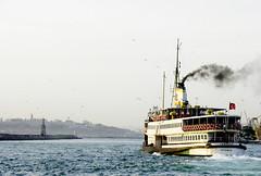 Istanbul Ferry | by ekurutepe