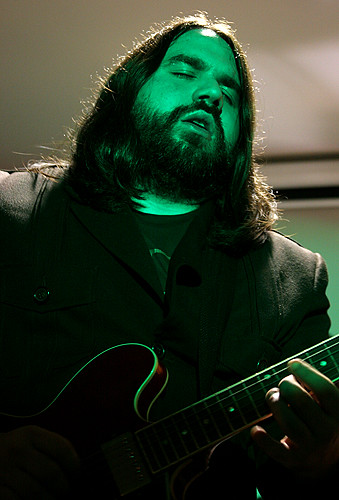 Romeo Stodart of The Magic Numbers | by bruciebonus