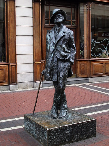 James Joyce | by Matthias Rosenkranz