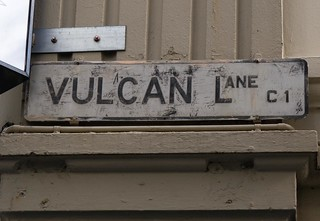 Vulcan Lane | by wonderferret