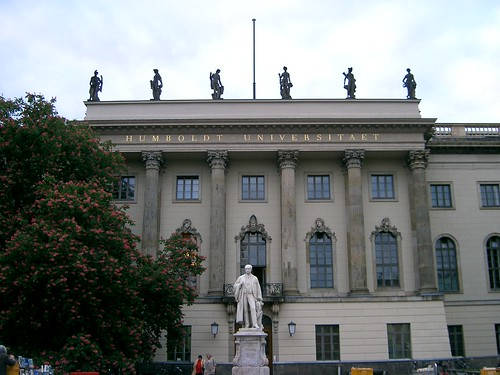 Humboldt University | by edwin.11