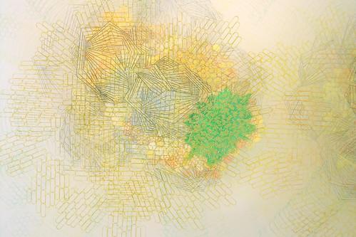 """Amanda Hughen """"Andromatic"""" detail"""