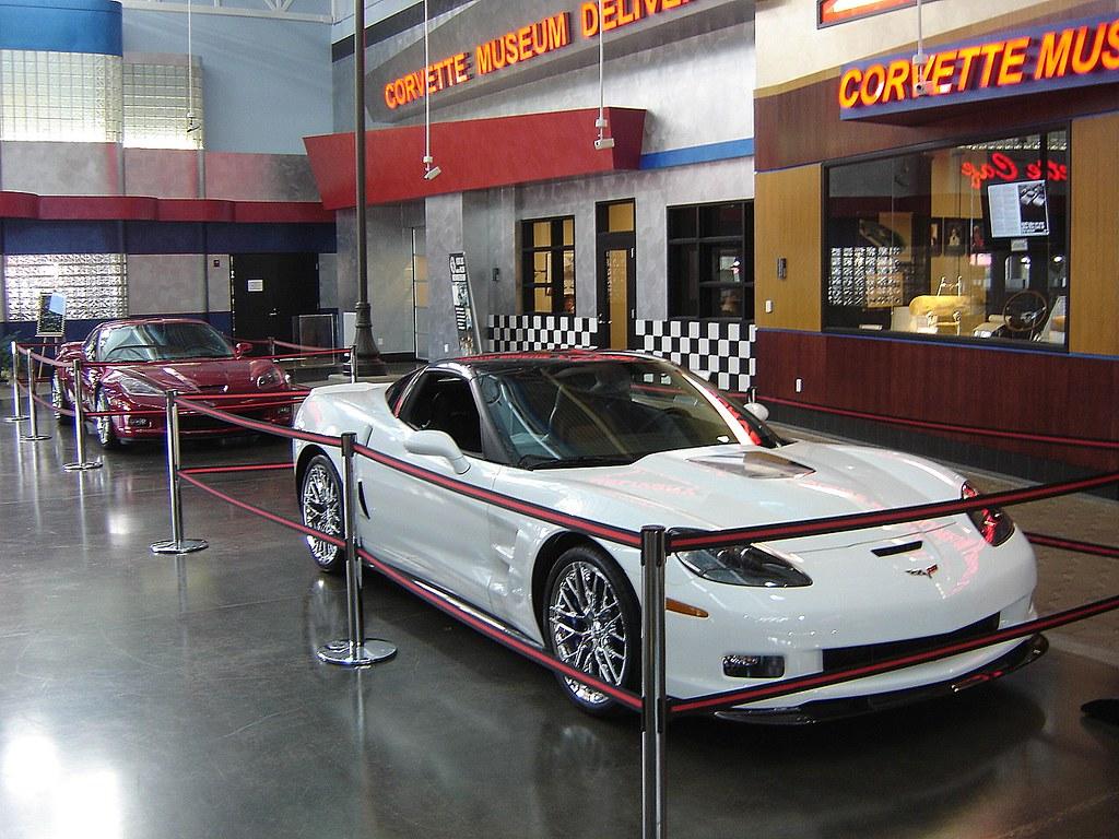 National Corvette Museum >> Bowling Green National Corvette Museum Some Of The Chevro