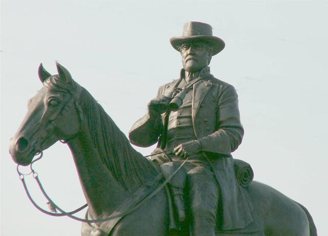 Robert E. Lee at Gettysburg