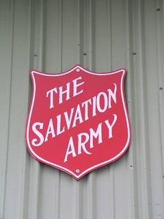 Salvation Army | by zieak