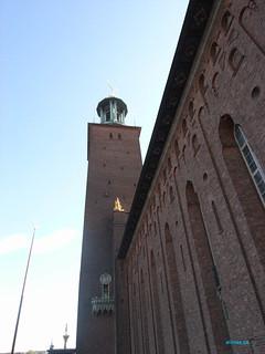 Stockholm-City hall-3 | by ellines.se