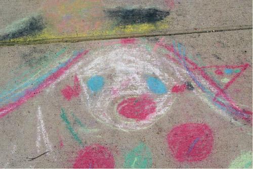 Sidewalk art [05] | by Chapendra