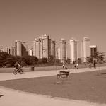 Parque Vila Lobos.