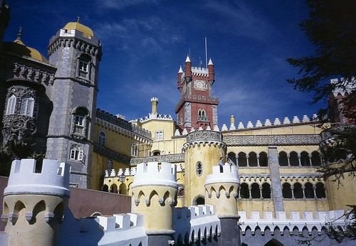 Sintra, Portugal | by Peter Curbishley