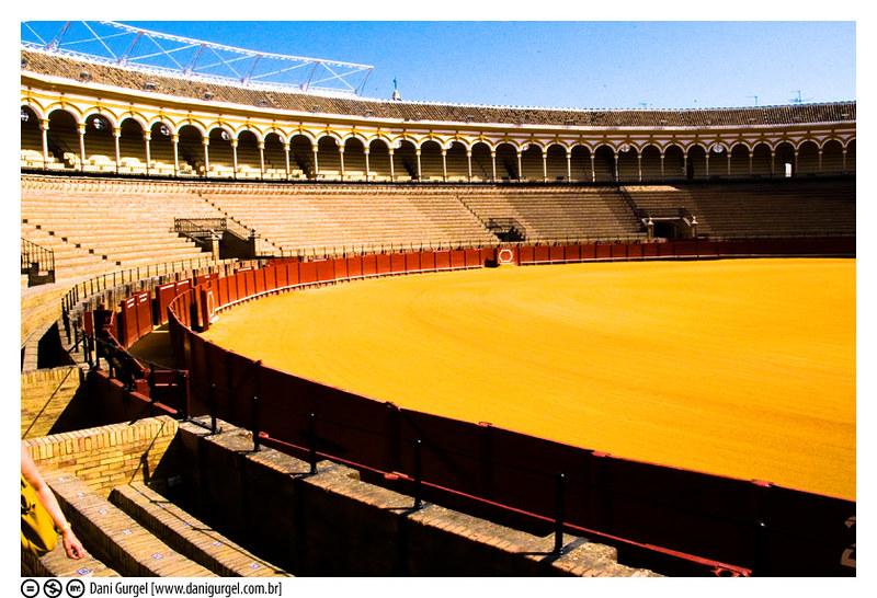 Plaza de Toros, Sevilla