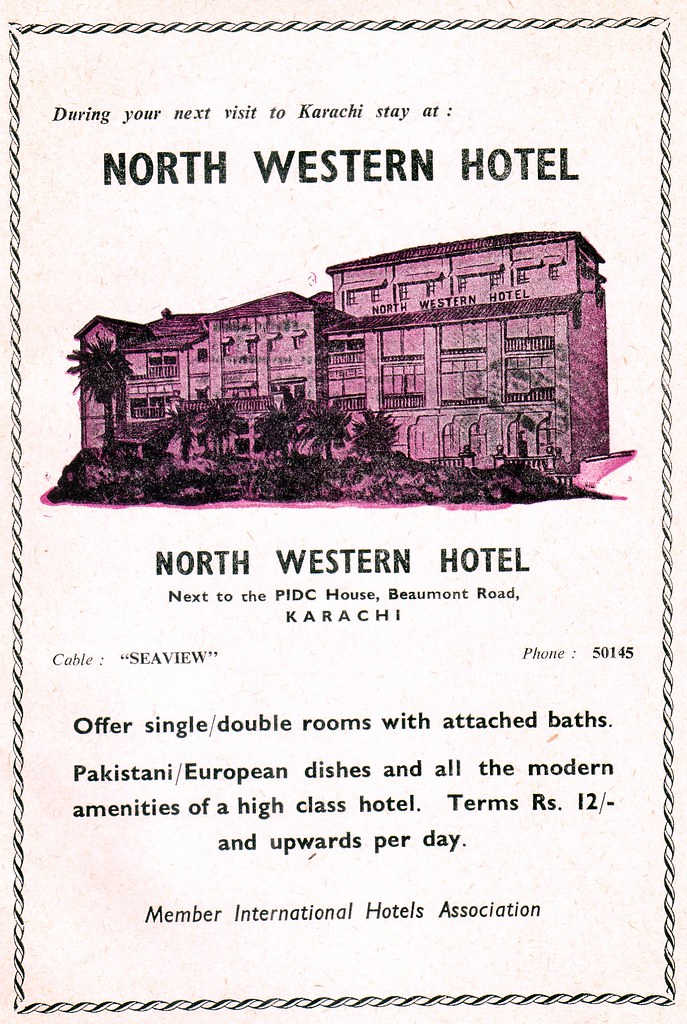 A posh hotel of Karachi at Rs 12 per night | Relax  That was