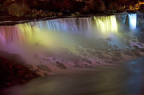 bridge autumn ontario water colors niagarafalls bridalveilfalls horseshoefalls americanfalls autumncolor canoneos5dmarkii