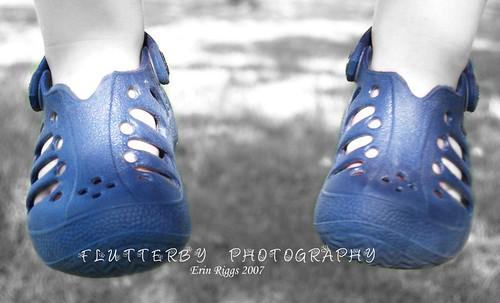 Blue Suede Shoes (Day 70)