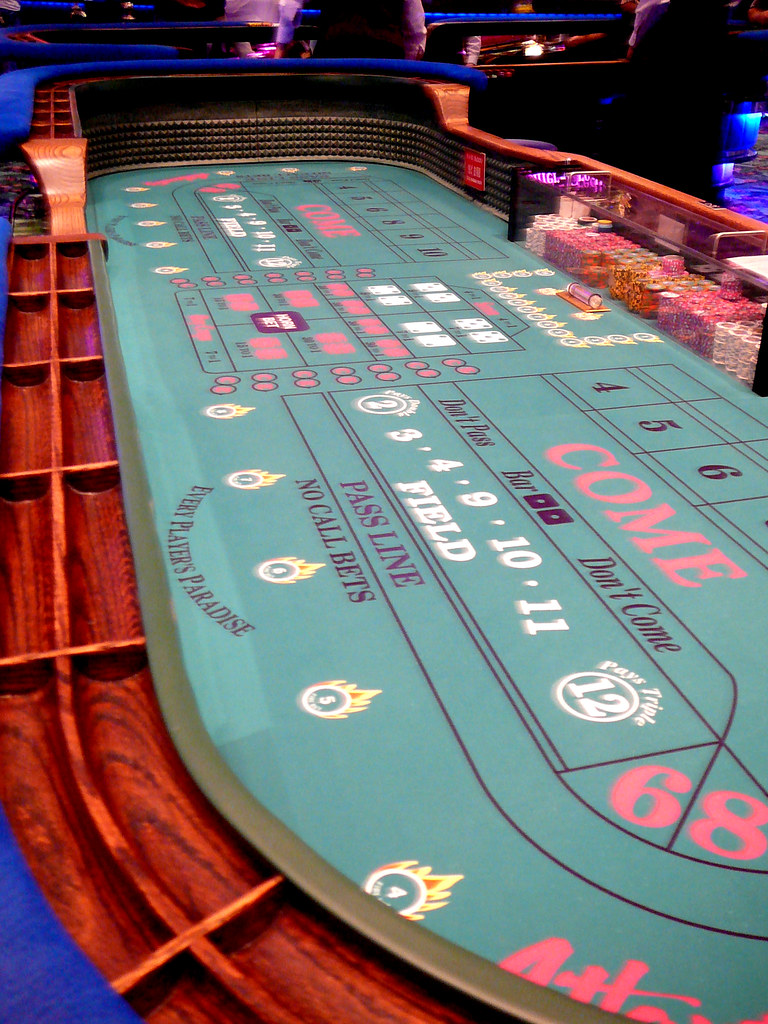 Best Strategies to Win Money Playing Craps