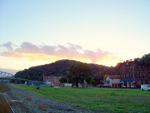 sunset pennsylvania east zoran johnstown conemaugh kaltenbaugh