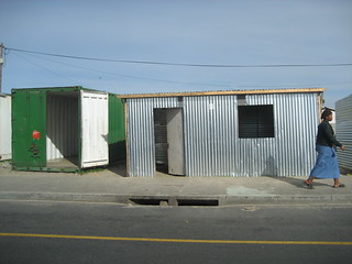 Khayelitsha container housing | by amaah