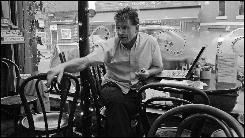 The coffee shop philosophe