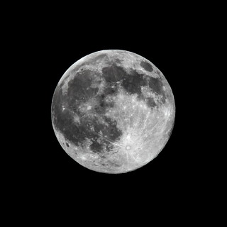 The Moon 10-22-2010 | by Mr.TinDC