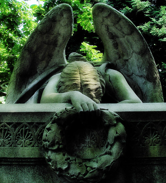 Bode's Mourning Angel
