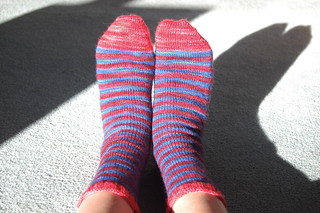 striped socks | by abmatic