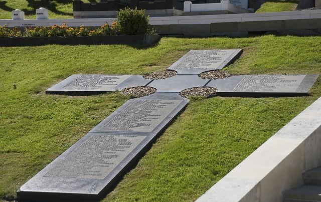Aberfan Memorial Cross