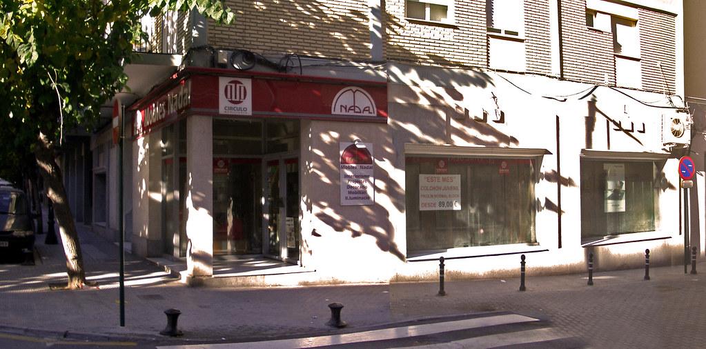 Tiendas De Muebles En Ontinyent.Tienda Circulo Muebles Mobles Nadal Ontinyent Valencia Flickr