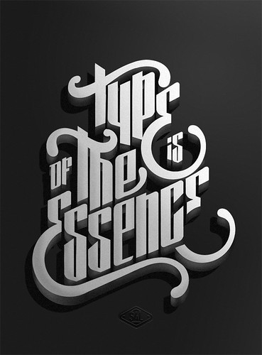 Type is of the essence | by sepra4life