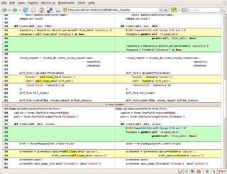Syntax Highlighting in the Diff Viewer | by ChipX86