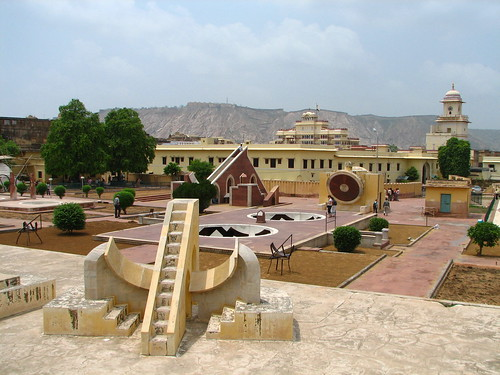 India - Jaipur - 002 - Jantar Mantar Observatory | by mckaysavage