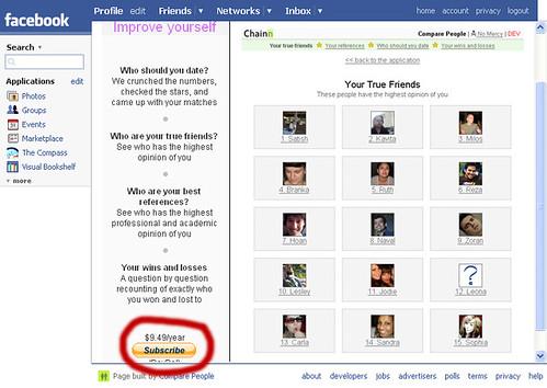 compare sub | Facebook apps maturing | Elias Bizannes | Flickr
