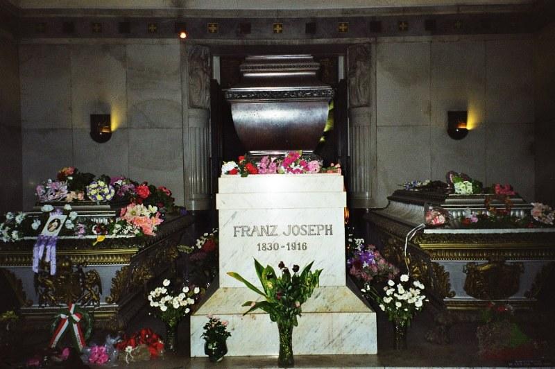 Kaisergruft - Kaiser Franz Joseph