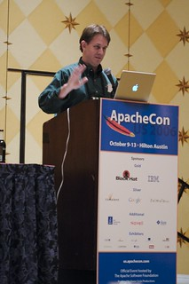 ApacheCon 2006: Lightning Lottery Talks | by Ted Leung