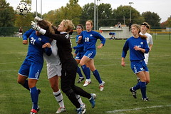 Missouri State Bears vs Creighton Blue Jays | by SGFsoccer.com
