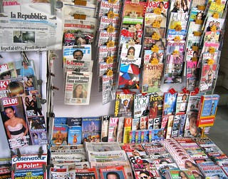 Magazines, Connaught Place | by prolix6x