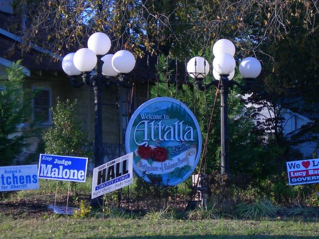 Welcome to Attalla