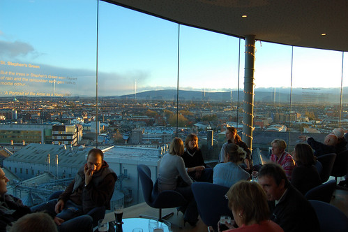 Gravity Bar @ Guinness Storehouse | by bjaglin