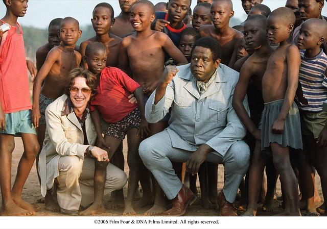 Idi Amin and all of his children  | foxsearchlightphotos