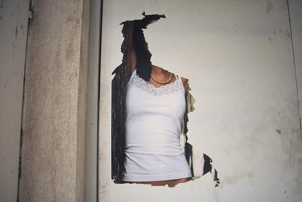 Wall item , France.