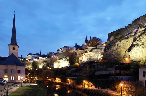 Luxembourg - Grund | by Gordon Calder - 6 Million Views - Thanks!