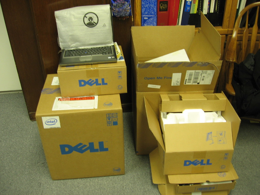 Excessive Packaging | For a couple laptop computers  | Bruce