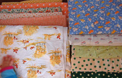 new fabric | by SouleMama