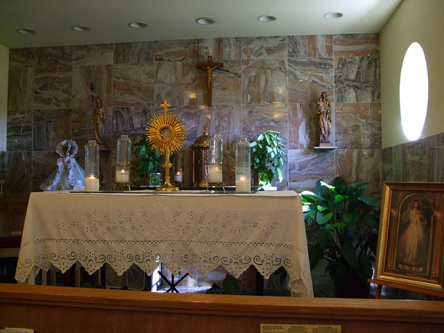 St. Ann Catholic Church, Adoration Chapel, Hagerstown, MD