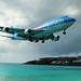 Corse Air B747-400,St Maarten 25Oct10.5 by Pervez 183A