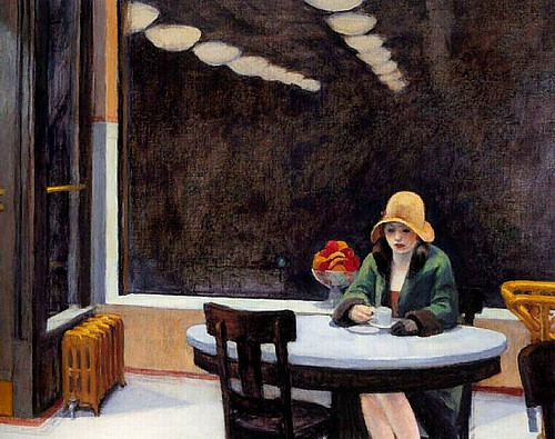 EdwardHopper | by biancoarte