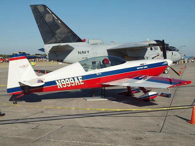 Aerobatic Experience Inc - Extra EA-300L - N999AE @ KNIP
