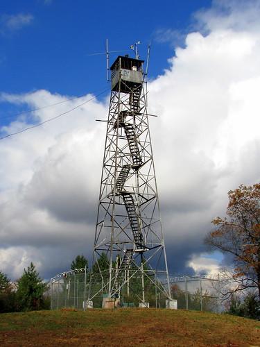 tn tennessee firetower rockwood mtroosevelt roanecounty bmok