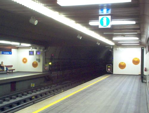 Laranjeiras station