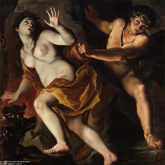 +1700 Orfeo y Eurídice